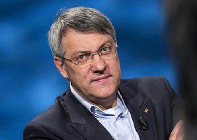 Maurizio Landini a Monza