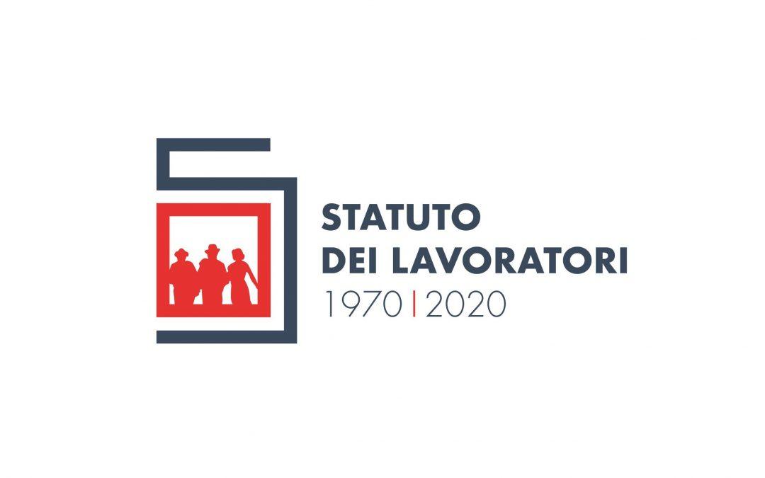 Statuto dei lavoratori, concorso a premi per il logo commemorativo