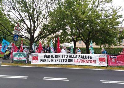 Cgil, Cisl e Uil sull'emergenza sanitaria in Monza e Brianza: mercoledì l'incontro con il Prefetto