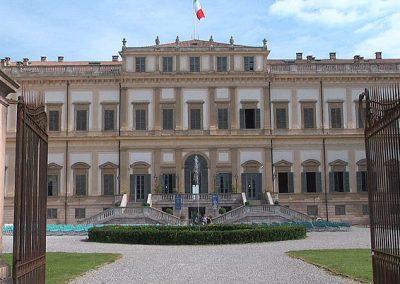 I lavoratori chiedono di tornare per aprire alla cittadinanza i cancelli della Villa Reale